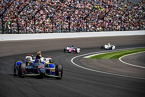 IndyCar Breaking news Brabham studied Montoya's racecraft to speed up learning process