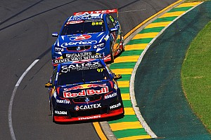 Supercars Breaking news Lowndes buoyed by post-Clipsal improvement