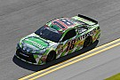 Brian Scott leads Daytona practice, Kyle Busch crashes hard