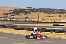 Kart Askew, d'Orlando lead qualifying at Sonoma