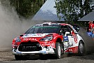 WRC Finland WRC: Meeke concludes Saturday with 41-second lead