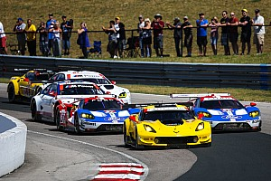 IMSA Special feature Jan Magnussen: Corvette back on podium, but no stopping Ford