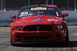 PWC Race report Roush Jr's Mustang dominates GTS division at St Petersburg