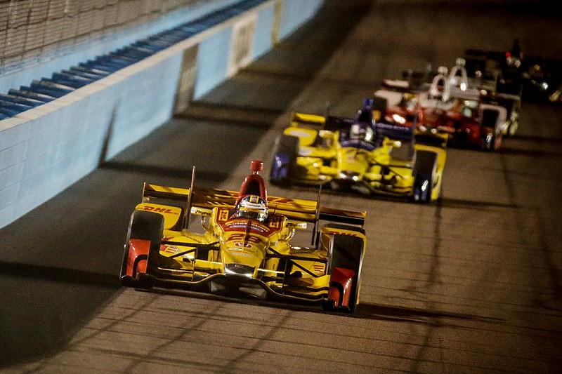 Honda readies field for 2016 IndyCar series season opener