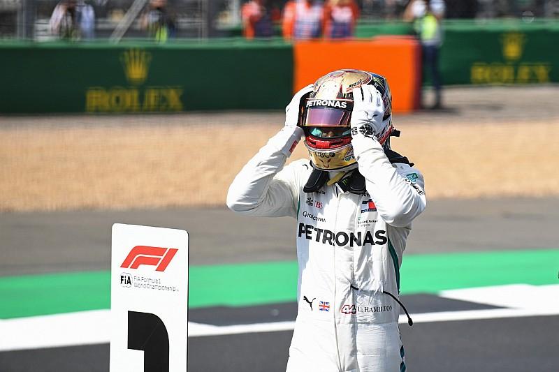 Lite Mercedes Ferrari in diretta