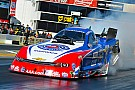 NHRA Schumacher, Hight and Butner race to qualifying lead Friday at