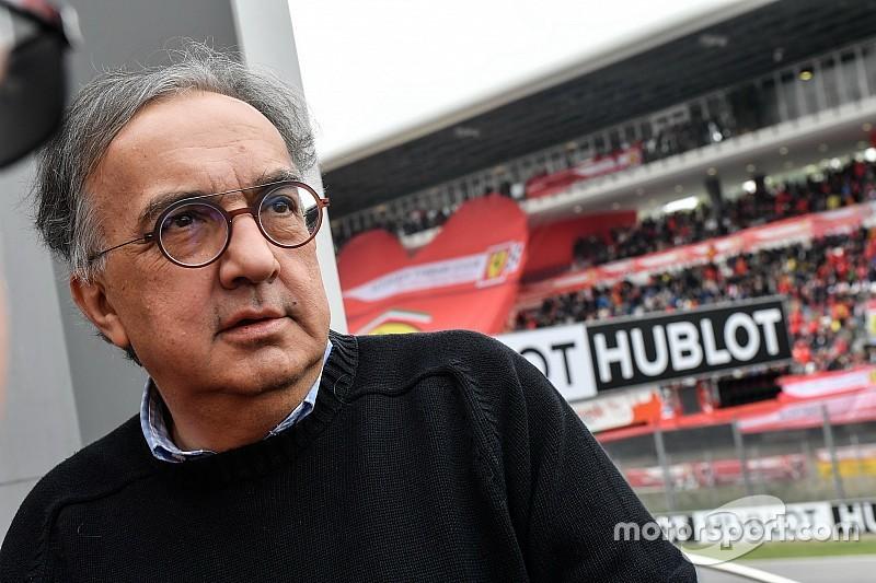 La salud de Marchionne empeora y Ferrari cambia sus altos cargos