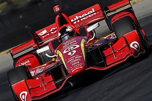 """IndyCar Breaking news Rosenqvist """"ready to move up,"""" says Ganassi's Mike Hull"""