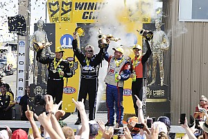 NHRA Race report Force scores first win for more than a year