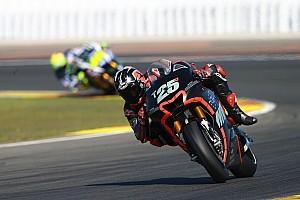 MotoGP Információk a tesztről MotoGP: Viñales elvitte a második valenciai tesztnapot is!