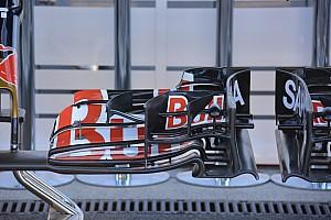 Bite-size tech: Toro Rosso STR11 front wing