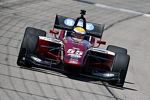 Indy Lights Breaking news Schmidt Peterson shuts down Indy Lights team