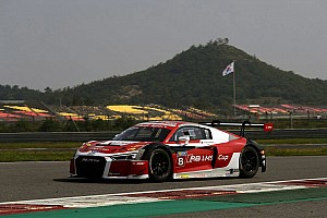 Audi R8 LMS Cup Race report Taiwan Audi R8 LMS Cup: Patel continues his points run