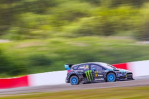 World Rallycross Leg report Norway WRX: Bakkerud leads after Day 1