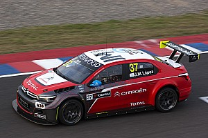 WTCC Breaking news Lopez to start Race 1 last after engine change