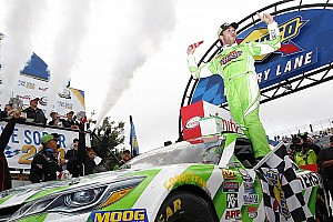 NASCAR XFINITY Commentary Daniel Suarez's NASCAR championship run could not be timed better