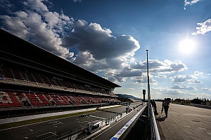 Formula 1 Special feature F1 driver line-up: Barcelona test2