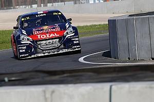 Ралли-Кросс Отчет о гонке Лёб впервые в карьере выиграл этап WRX