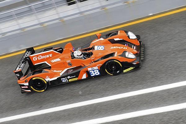 European Le Mans Estoril ELMS: G-Drive takes title with win in dramatic finale