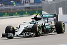 Russian GP: Rosberg leads Mercedes 1-2 in opening practice