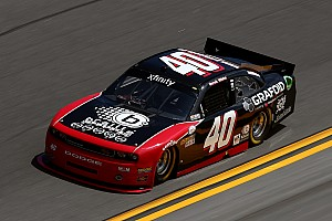 NASCAR XFINITY Breaking news NASCAR driver Derek White indefinitely suspended after arrest