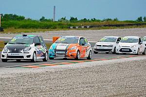 Российский Туринг Отчет о гонке Команда Carville Racing на подиуме этапа РСКГ