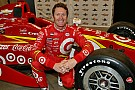 IndyCar Dixon positive about Chilton as teammate