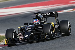 Formula 1 Testing report Palmer debuts Renault's first Formula 1 car in over six years
