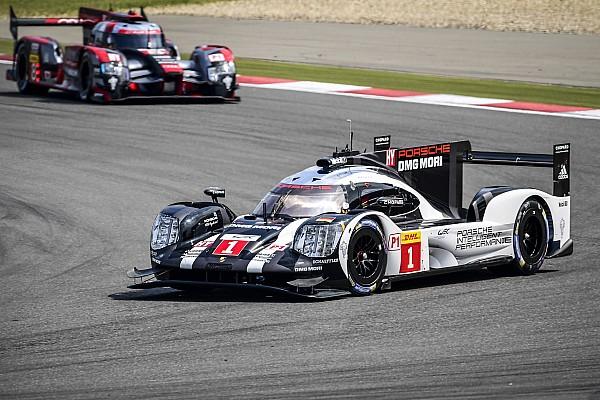WEC Nurburgring WEC: Porsche beats Audi as #1 crew takes victory