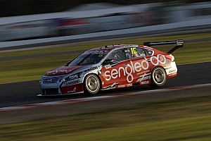Supercars Practice report Darwin V8s: Kelly tops hot first practice