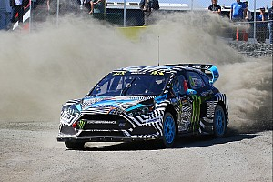 """World Rallycross Interview Ken Block Q&A: """"Sports need to change or they'll suffer"""""""