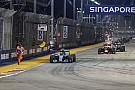 FIA将彻查新加坡清障人员滞留赛道原因