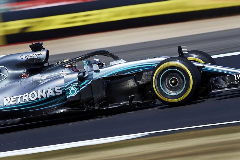 Gp di Gran Bretagna, pole di Hamilton. Vettel è 2°