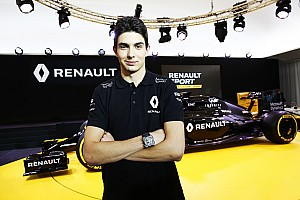 Formula 1 Breaking news Renault could give Ocon free practice outings