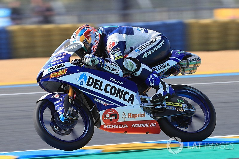 Moto3 Mugello, Prove 1: Jorge Martin imprendibile, 2° Canet