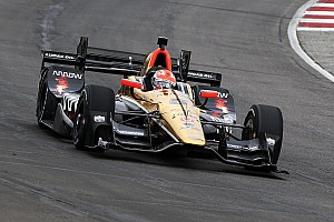 IndyCar Breaking news Hinchcliffe: Gateway return is huge for IndyCar