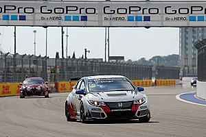 TCR Race report Sochi TCR: Grachev cruises to victory on home soil