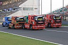 Other truck Delhi T1 Prima: Powell wins thrilling opening race