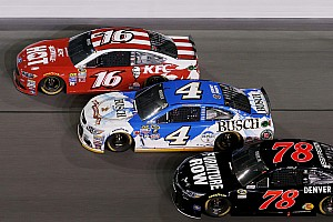 NASCAR Sprint Cup Breaking news NASCAR manufacturers on the prospect of more competition: