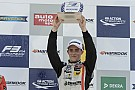 DTM F3 ace Eriksson eyeing future DTM move