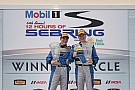 IMSA Others Porsche Cayman GT4 scores first win with Cassels and Hindman at Sebring