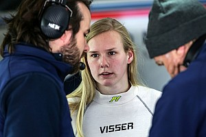 Formula V8 3.5 Breaking news Visser makes Teo Martin switch in Formula 3.5