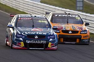 Supercars Race report Tasmania V8s: Davison emerges from wild race as winner
