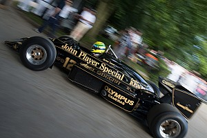 Vintage Special feature Livestream: Goodwood Festival of Speed 2016