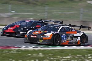 Endurance Qualifying report Jeroen Bleekemolen and Barwell Motorsport storm to Hankook 24H Barcelona pole