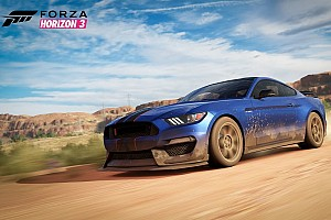 "Sim racing BRÉKING Ez már vérre megy, te ""híres youtuber"": Forza Horizon 3"