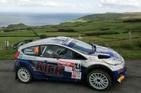 BRC Photos - Craig Breen, Gareth Roberts, Ford Fiesta S2000