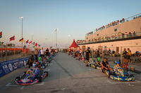 Kart Photos - Starting grid atmosphere