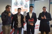 CIR Foto - (Da sx a dx): Ghione, Torelli, Tommassin, Contartese