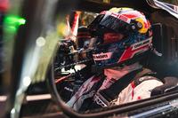 WEC Foto's - Merk Webber met de Porsche 919 Hybrid LMP1 in Londen
